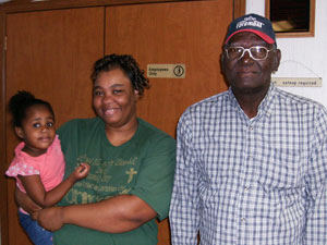 Calvin, Dianna & Tyreisha Ross - Napoleonville, LA - Ruby Slipper Homes